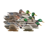 Avery GHG Pro Grade Mallard Harvester 12 Pack with Quick Rigs