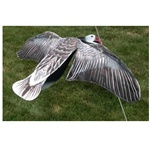 Blue Goose Decoy